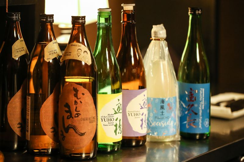 Sake Selections Featured at Education Luncheon