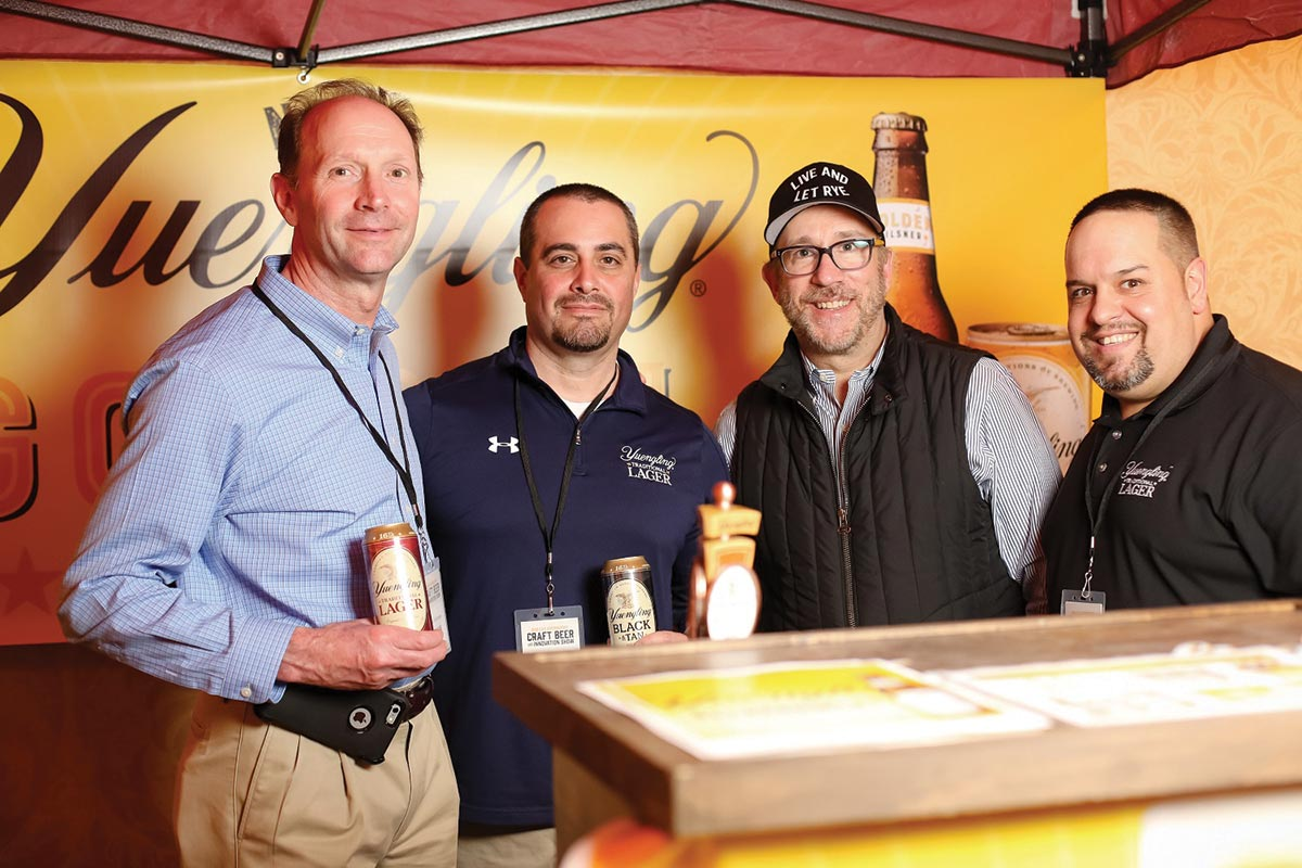 C & C Distributors Host Spring Craft Beer Show