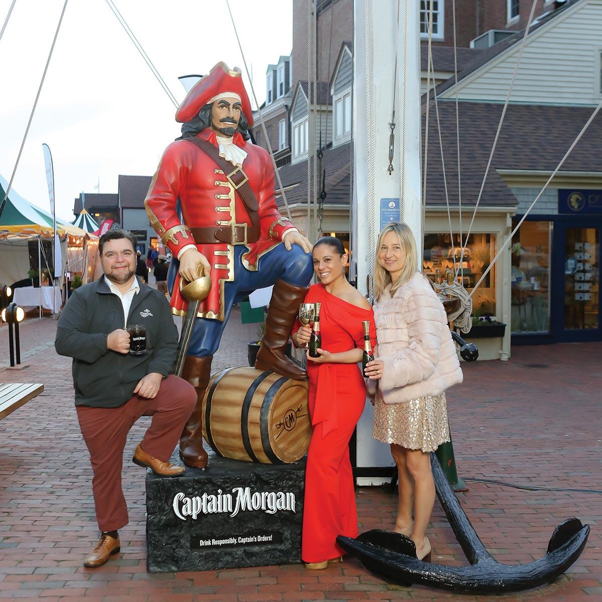 Newport Oyster Festival Showcases Sponsor Brands