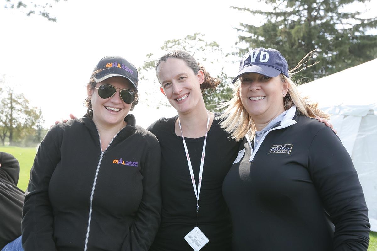 RIHA Hosts 30th Annual Golf Classic