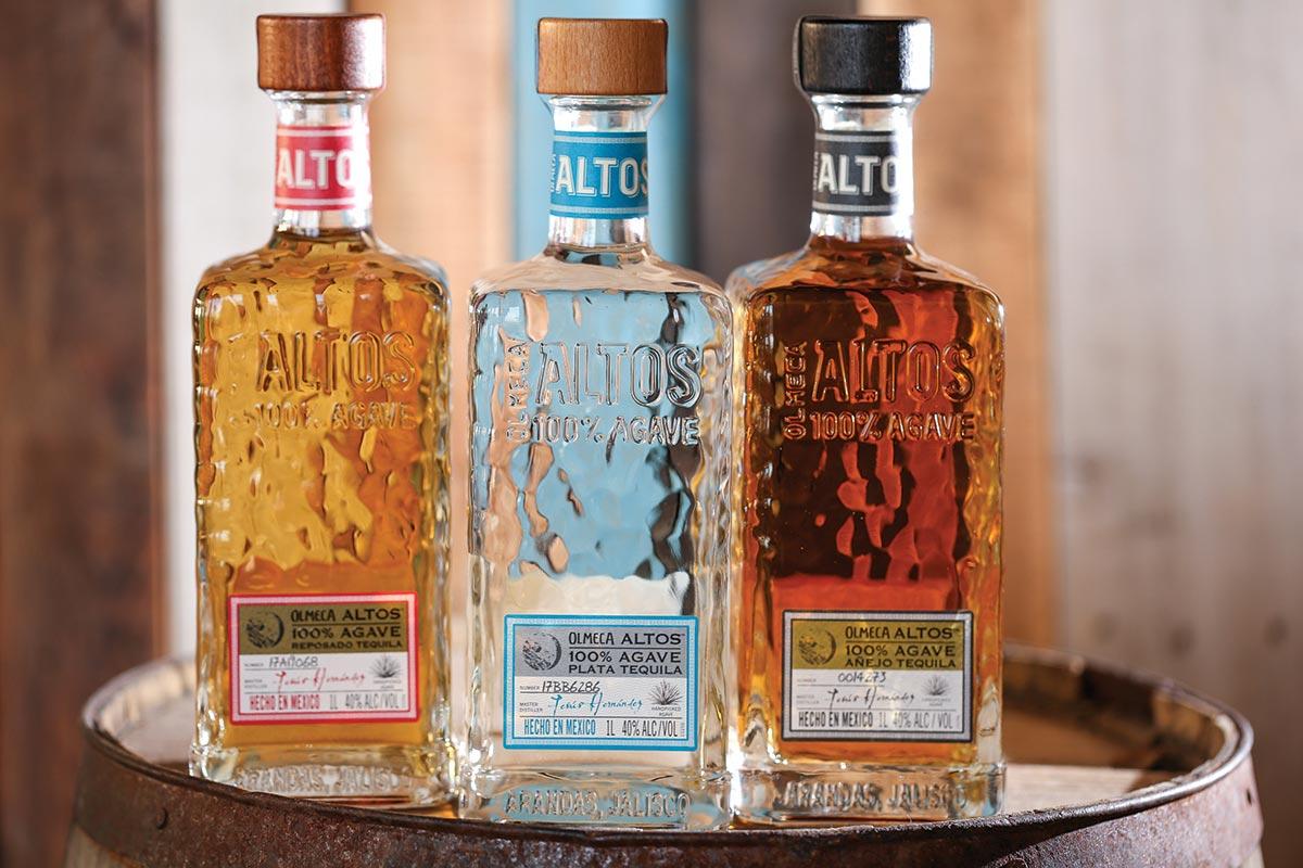 Pernod Ricard Hosts Olmeca Altos Tequila Brand Event
