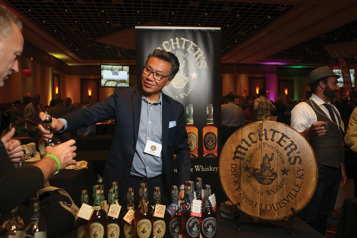 New England Whiskey Festival Offers Tastes at Twin River Casino