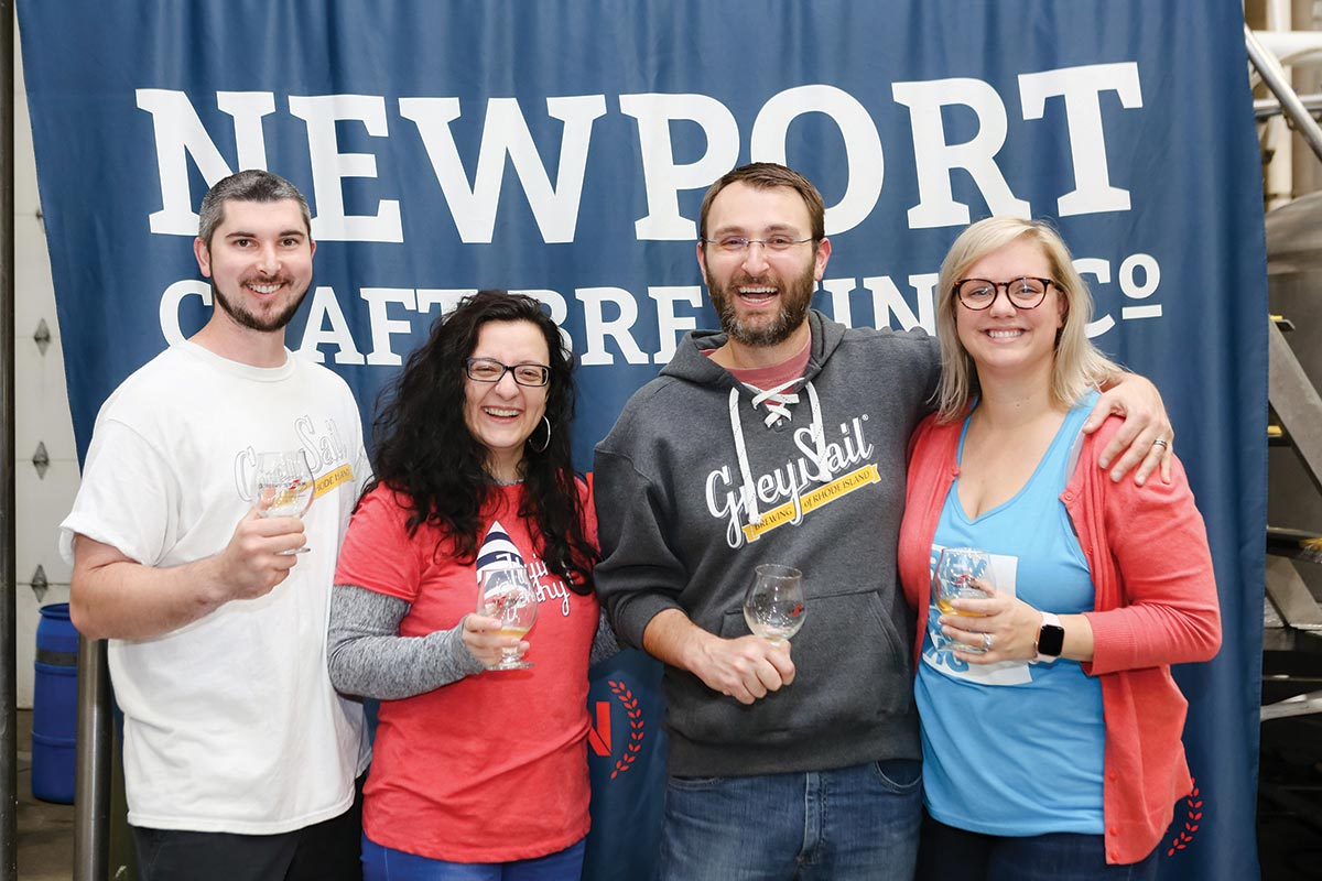 Newport Craft Beer Festival Kicks Off with VIB Party