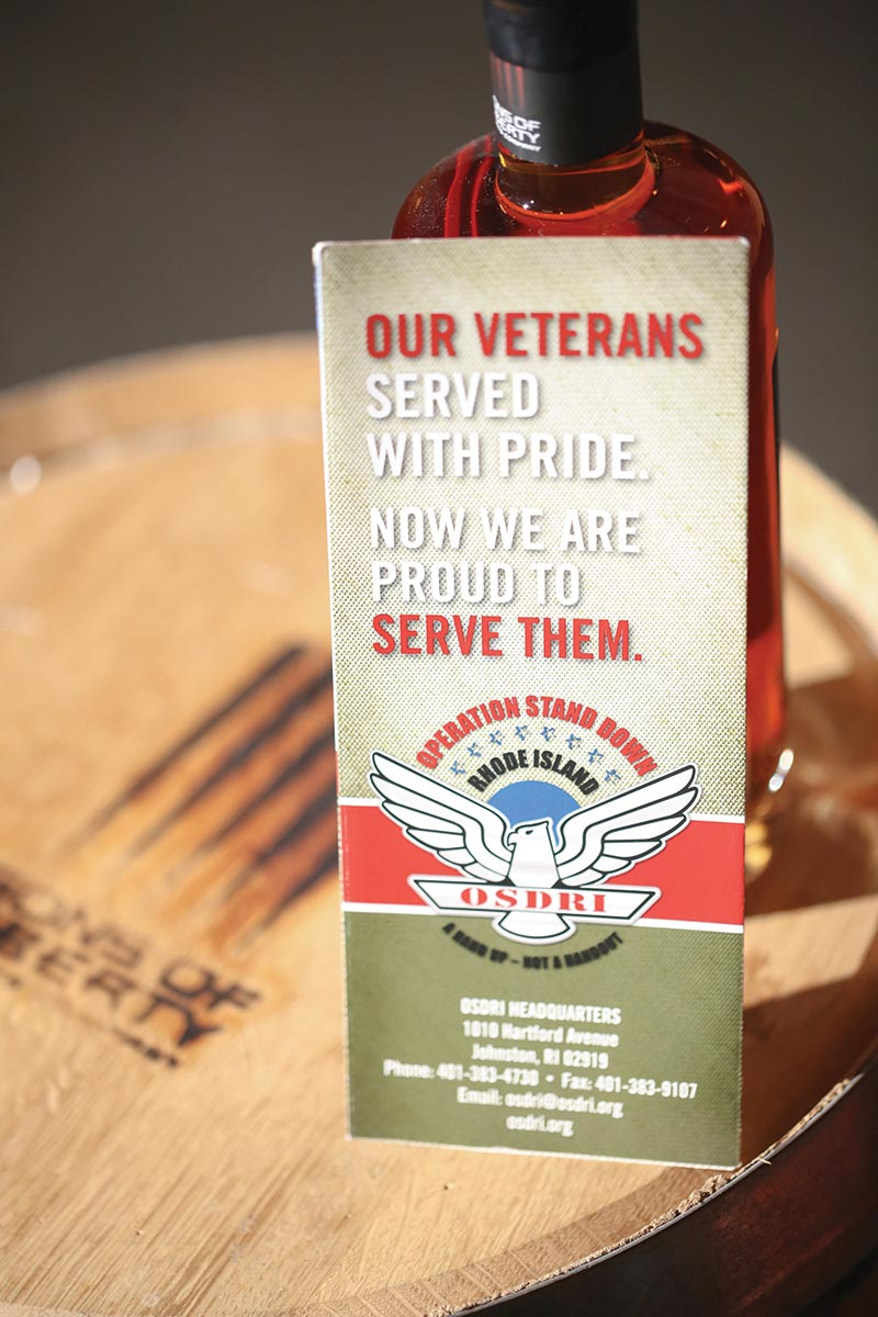 Sons of Liberty Spirits Event Benefits Veterans