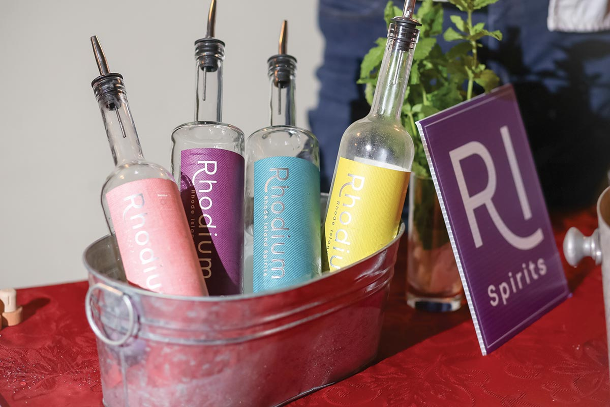 Rooftop Tasting Celebrates Women in Wine and Spirits