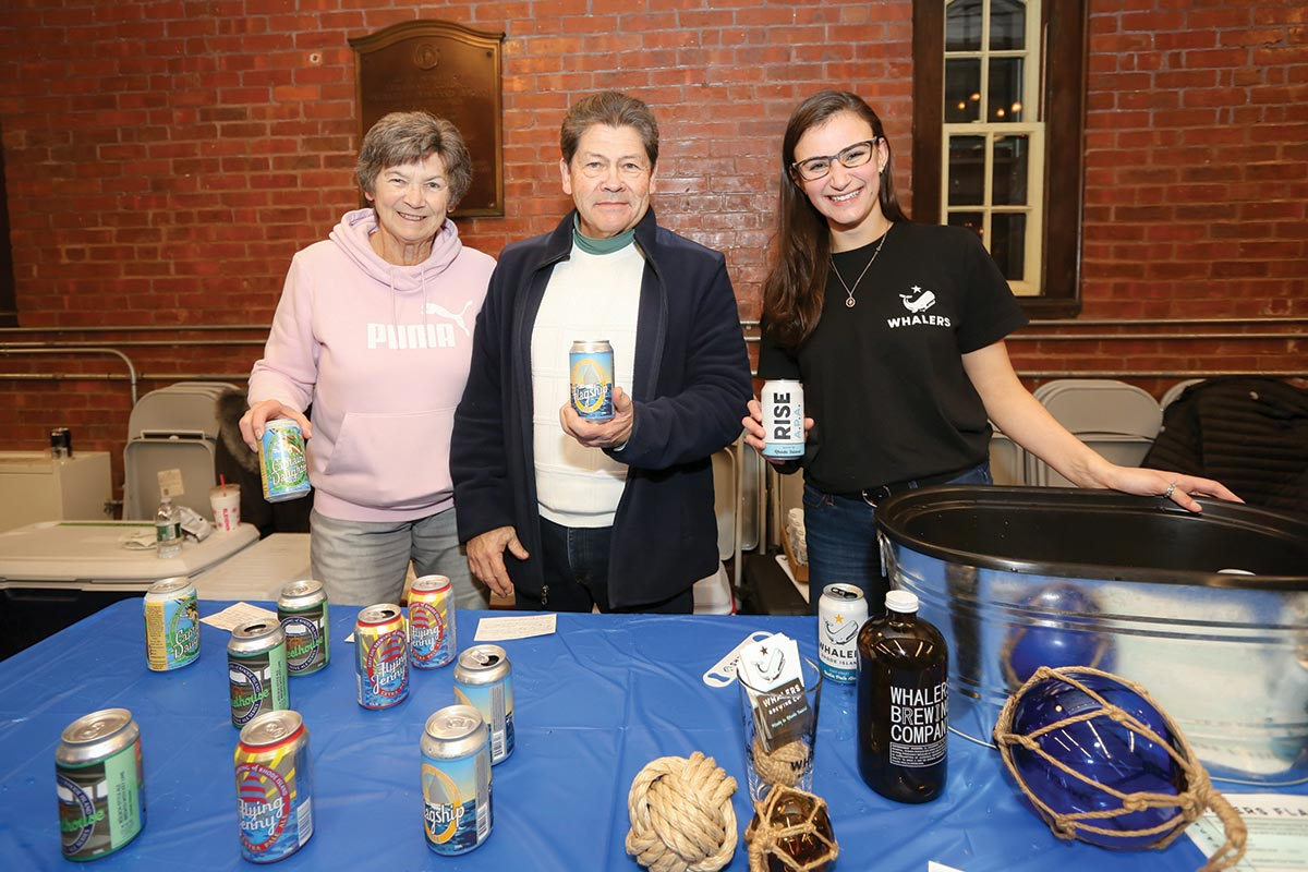 Varnum Armory Celebrates Beer and Raises Funds
