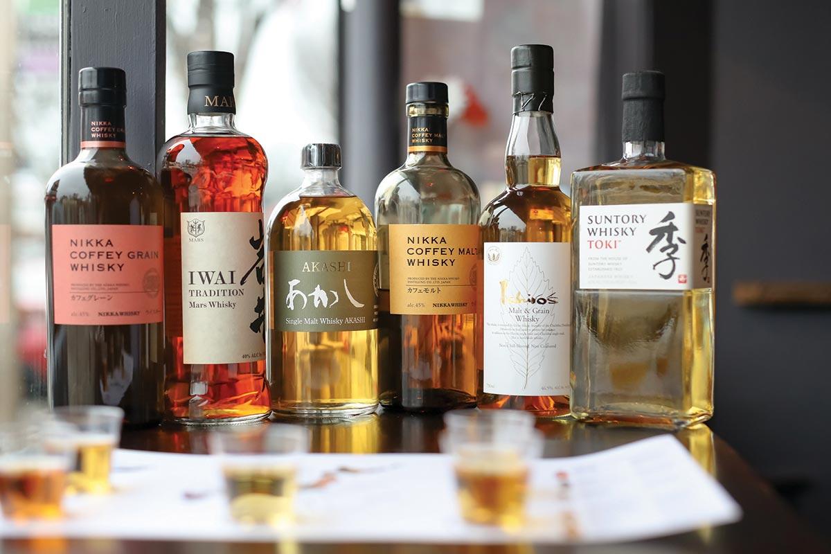 Horizon Beverage Blends Japanese Whiskey and Cuisine at Wara Wara