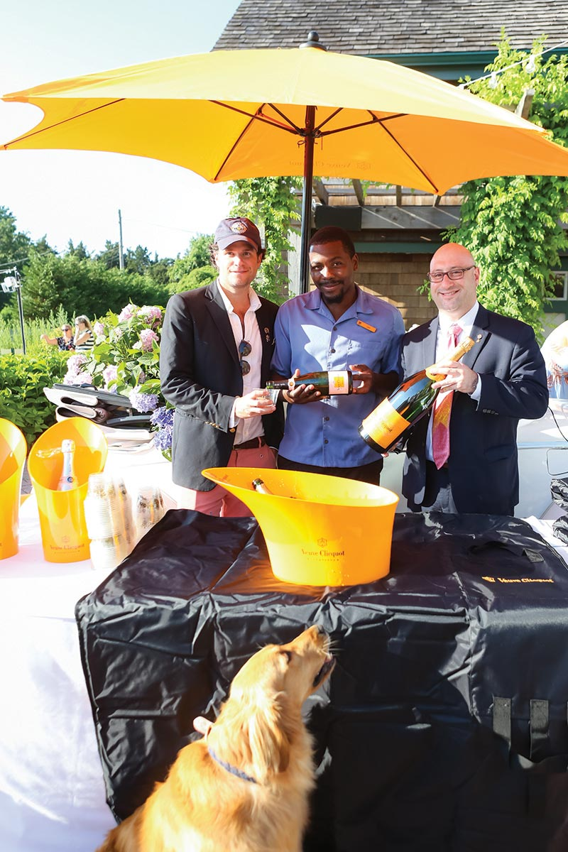 Ocean House Tailgate Party Highlights Multiple Brands