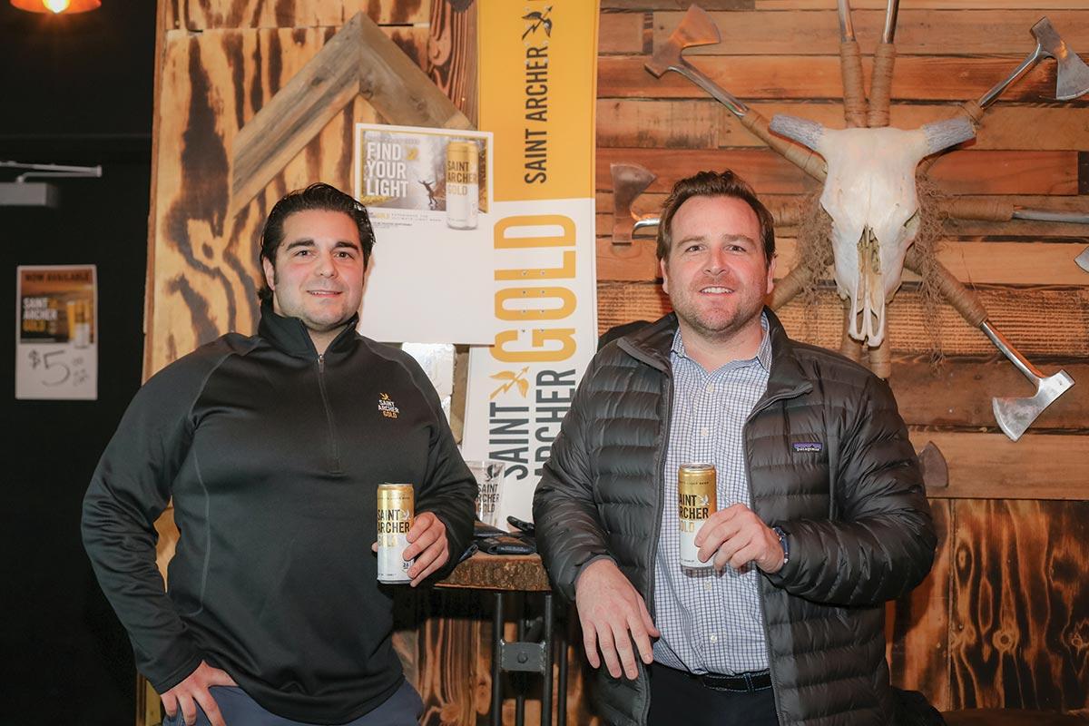 Horizon Beverage Launches Saint Archer Gold