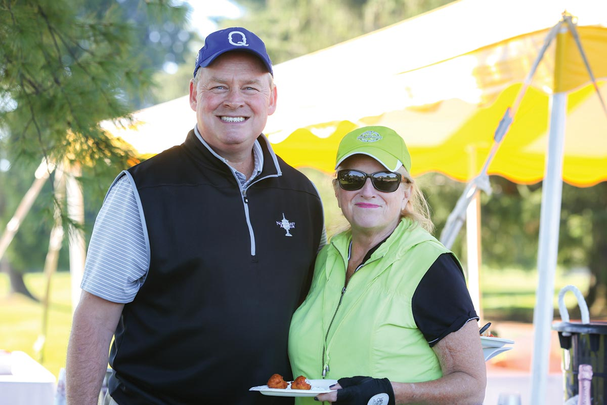 Rhode Island Hospitality Association Hosts Golf Classic