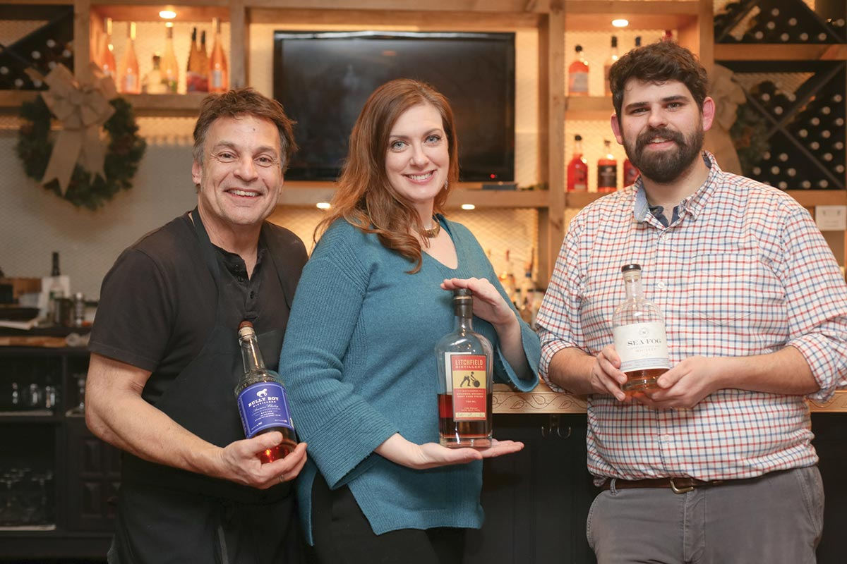 New England Whiskeys Take Center Stage at Tasting Event