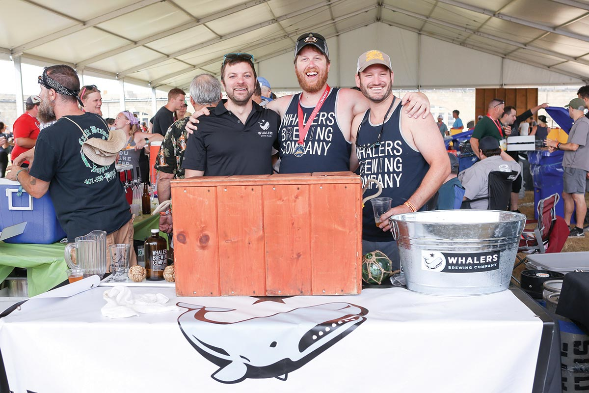 Newport Craft Brew Race Ends 5K with Beer Fest