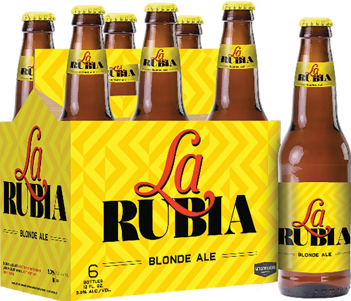 La Rubia Blonde Ale Comes to Connecticut