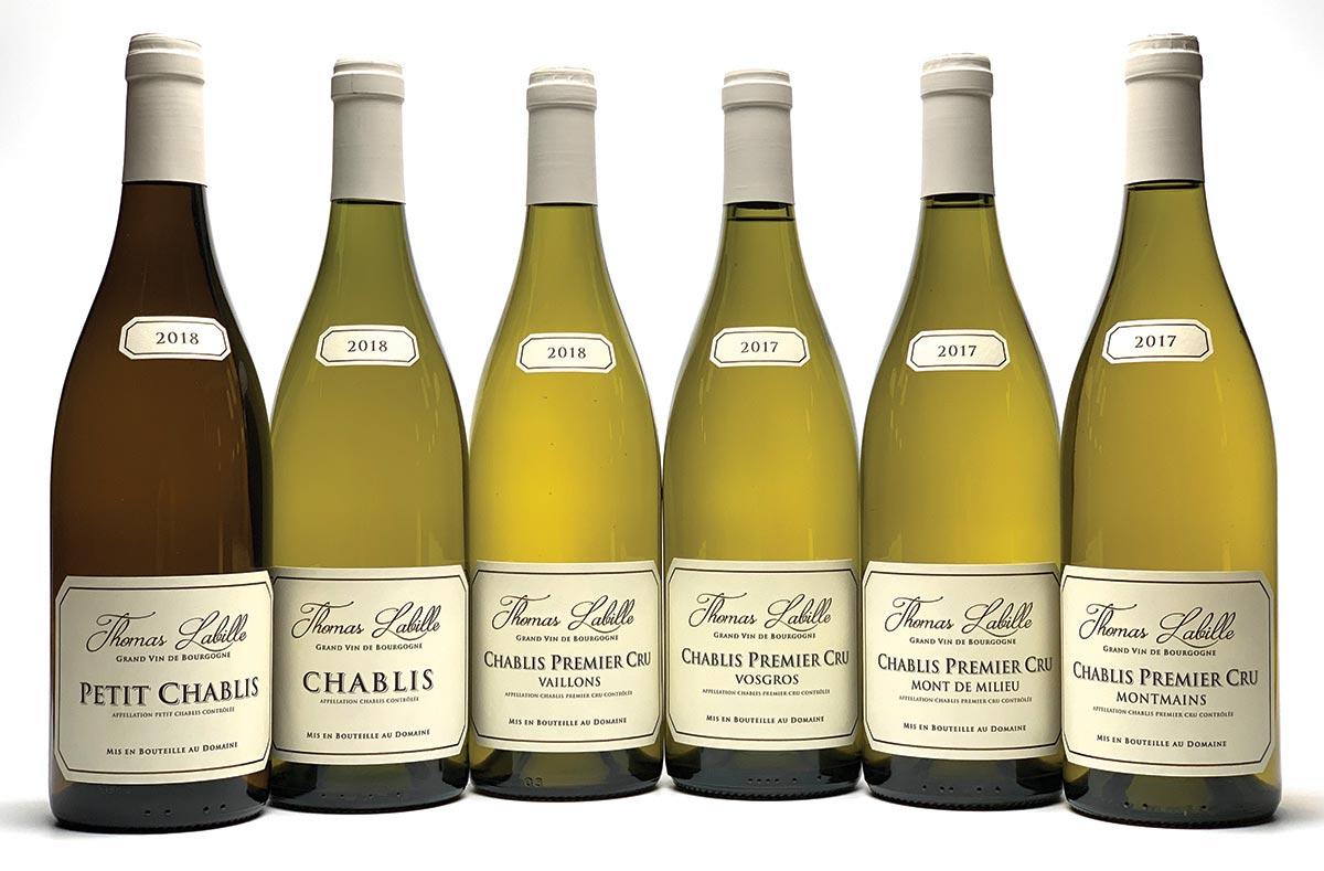 Slocum & Sons Showcases Chablis Wines