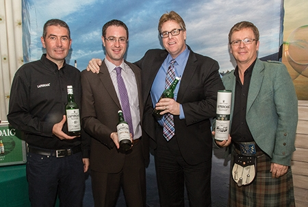 Brand Focus: Making a Friend for Life with Laphroaig Scotch