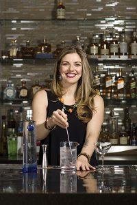 Global Cocktailian Lauren Mote.