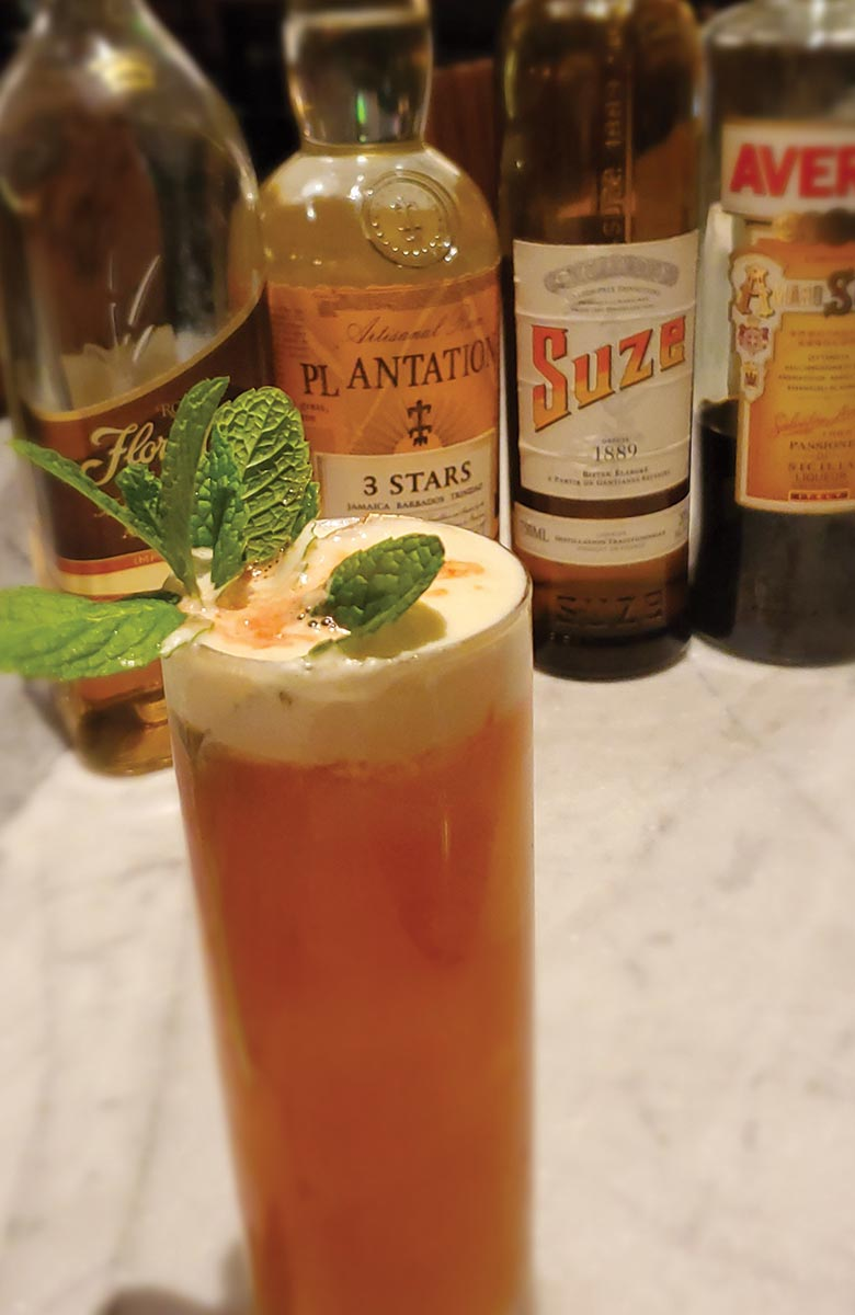 Serving Up: The Pirate's Long Winter at The Liquorist MD