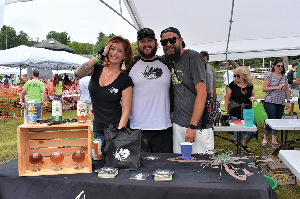 Beer Lovers Gather at 10th Annual Litchfield Hills Brewfest