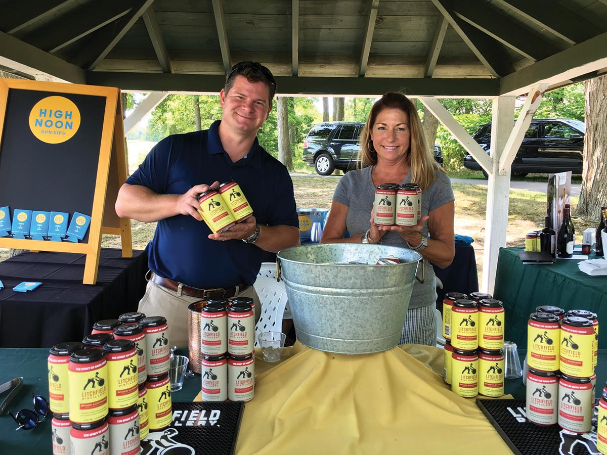 Slocum & Sons Showcases Brands in Waterbury