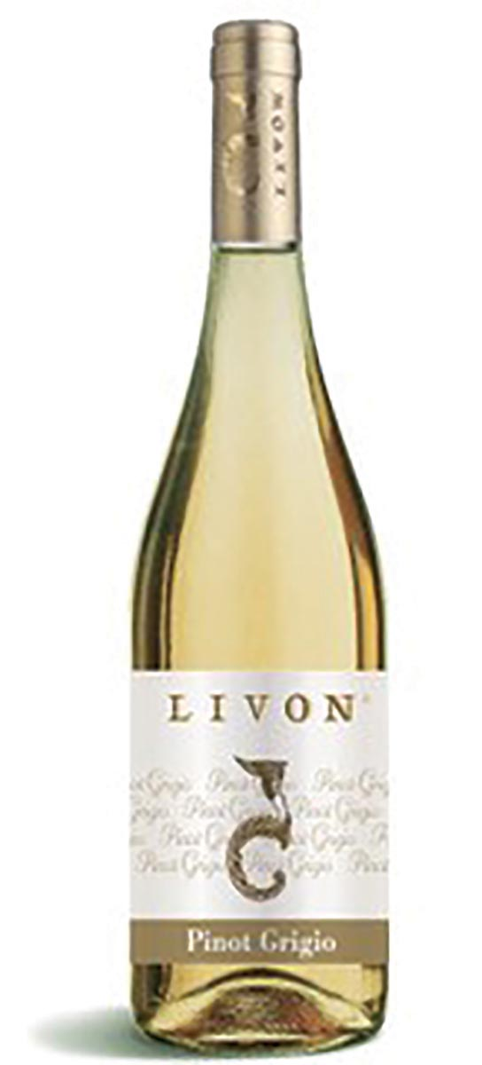 Livon and Pasetti Launch New White Wines