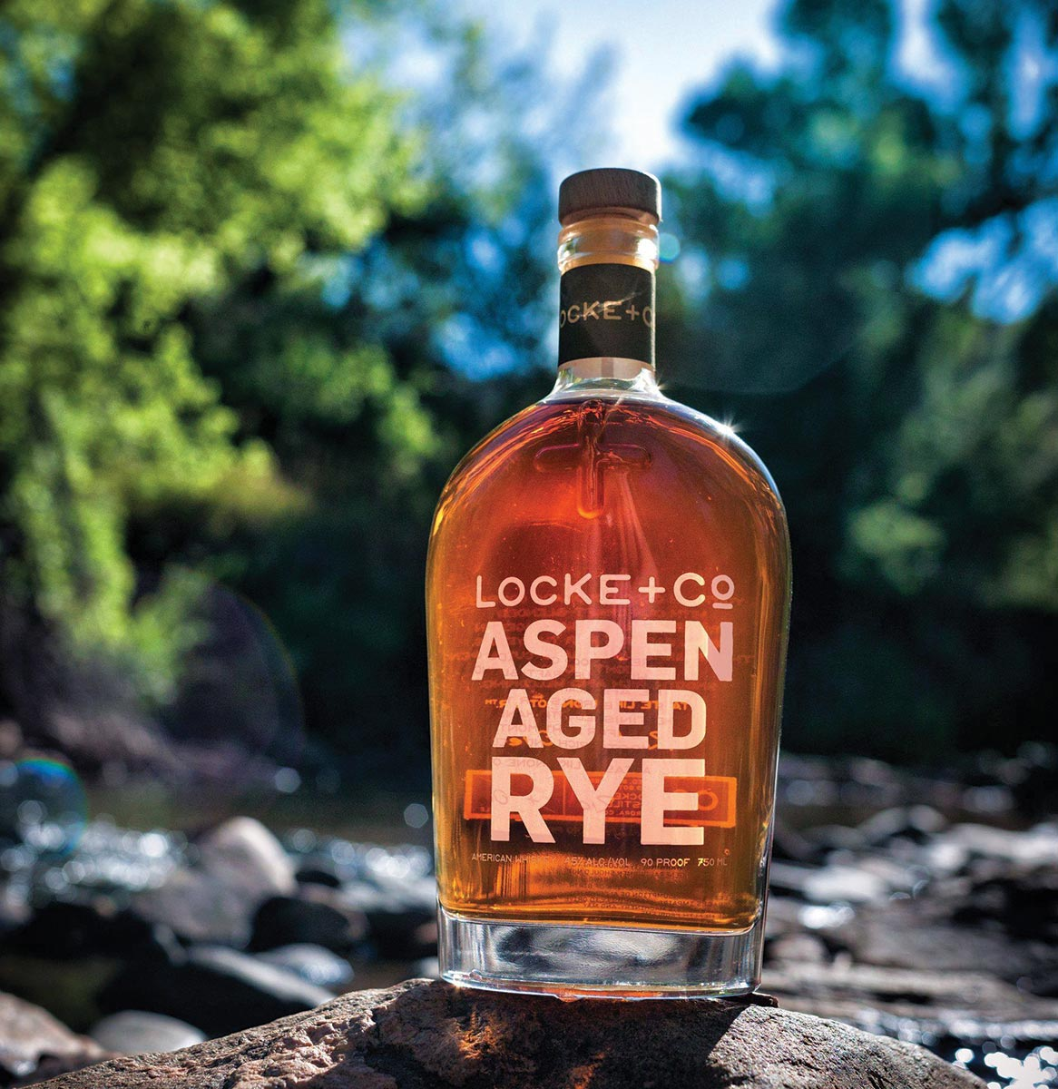 Colorado Aspen Aged Rye Whiskey Comes to Connecticut