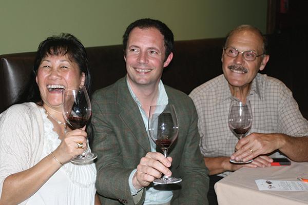 Fornarelli's Hosts Marotti Campi Wine Dinner