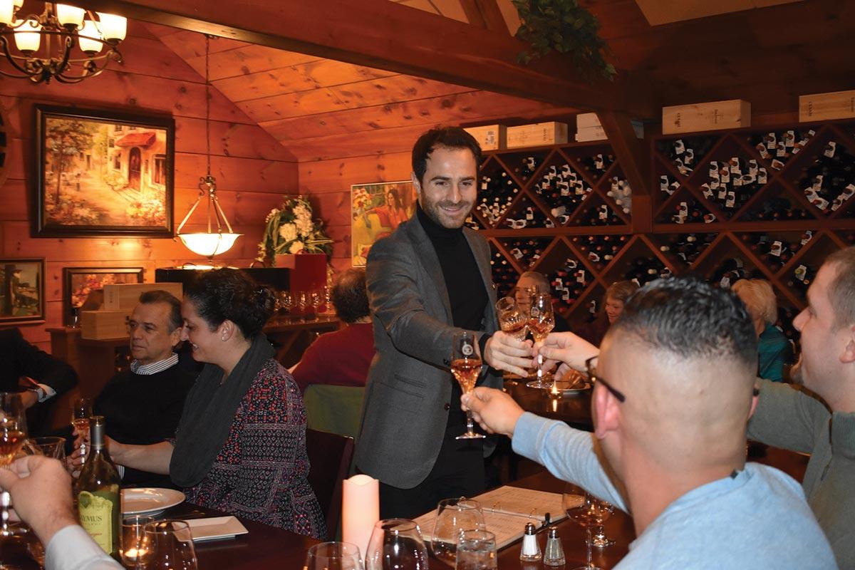 Brescome Barton Hosts Louis XIII Cognac Tasting