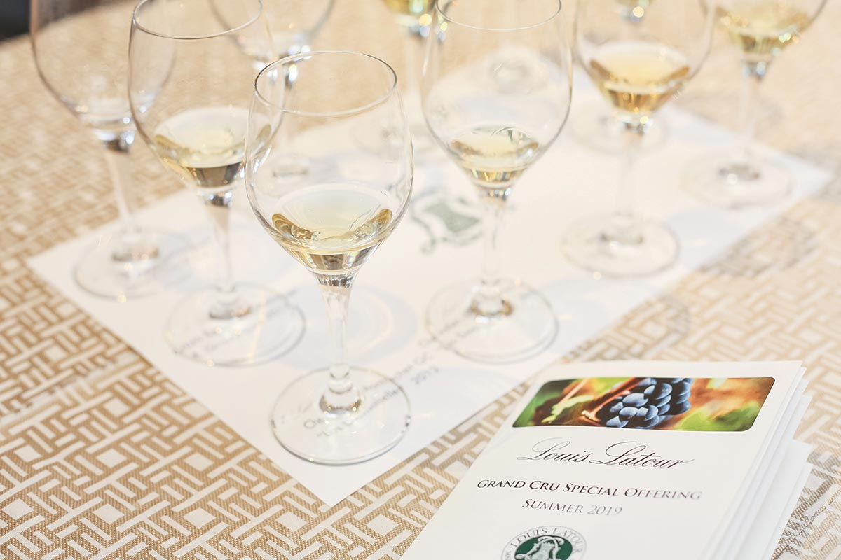 Louis Latour Wines Highlighted at Grand Cru Tasting