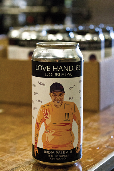 Love Handles Double IPA