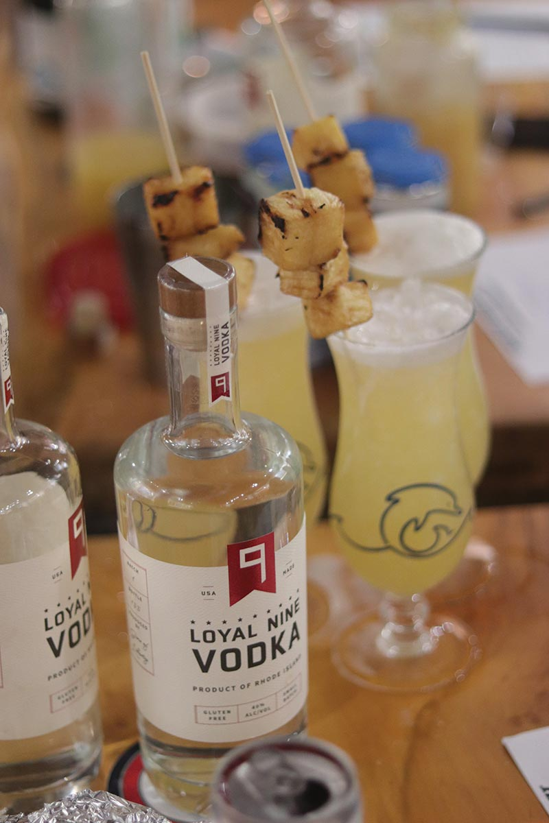 Sons of Liberty Spirits Showcased in Cocktail Competition Series