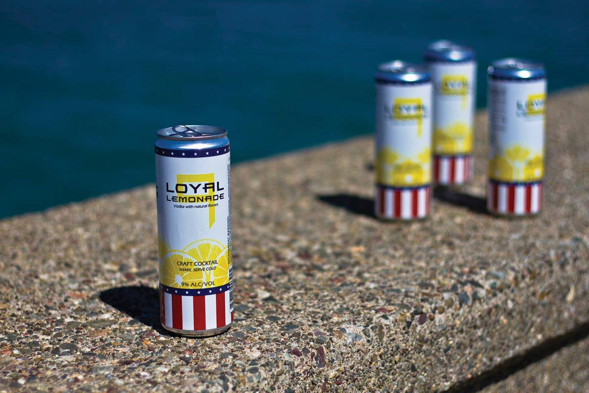 Sons of Liberty Beer & Spirits Co. Introduces Loyal Lemonade