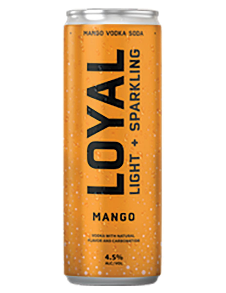 Rhode Island's Loyal Light + Sparkling Offers Two New Flavors