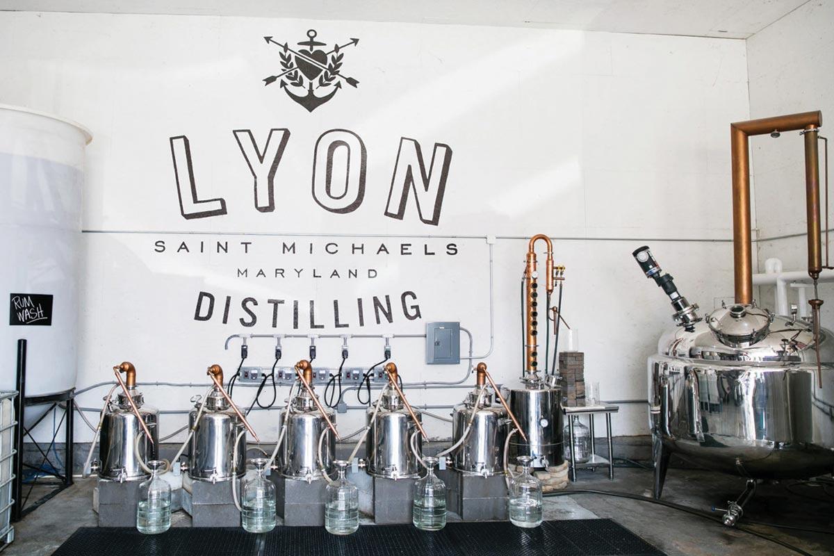 Highland Imports Adds Lyon Distilling Company Spirits