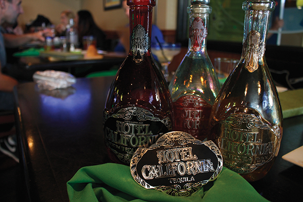 Hotel California Tequila Featured in March USBG CT Competition