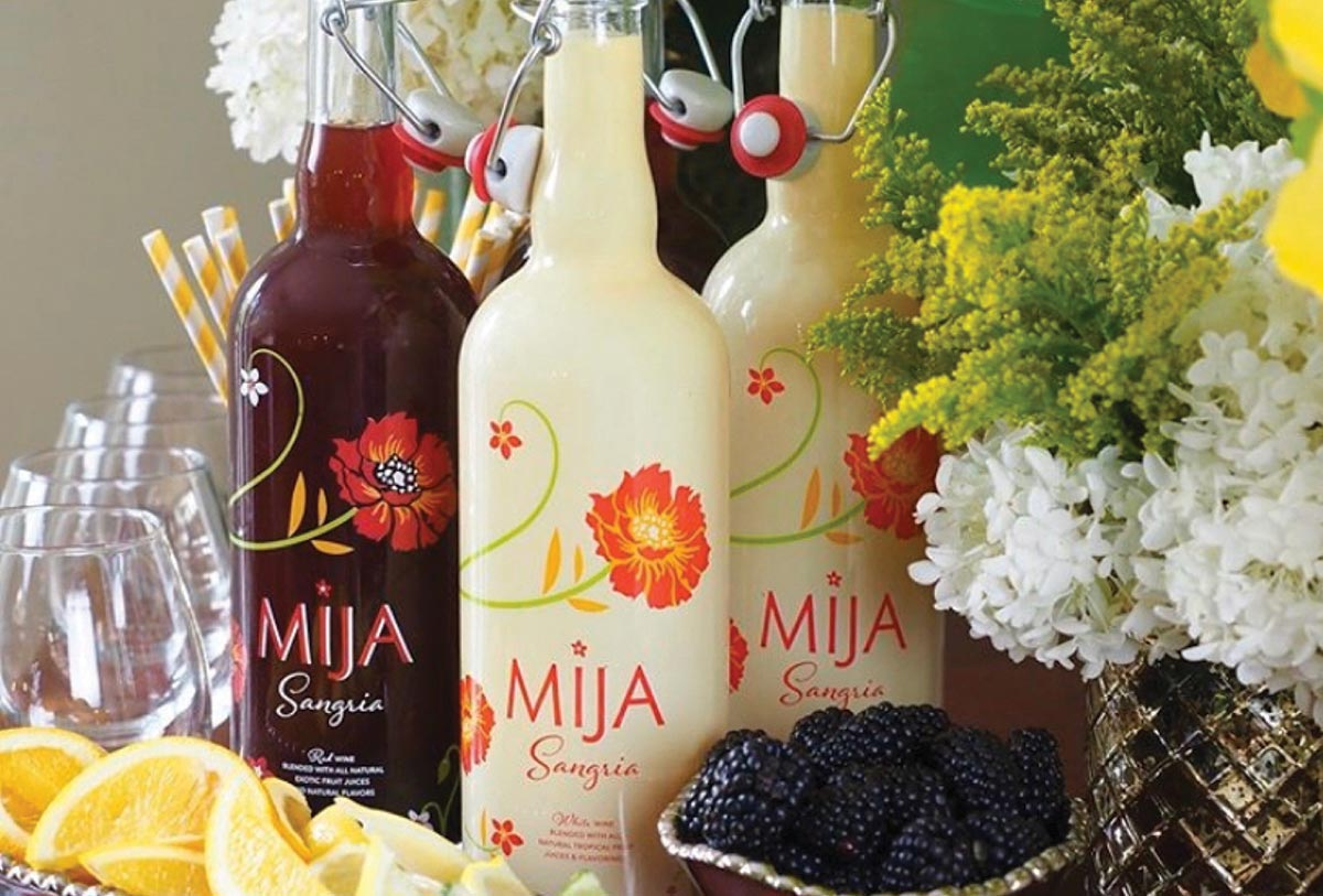 Mija Sangria Now Available Through East Coast Beverage