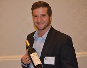 Jamie Corcoris, District Manager, Terlato Wines.