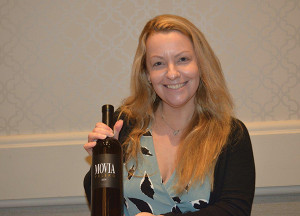 Lindsay Cox, NE Regional Manager, Domaine Select.