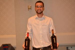 Brian Coleman, Merchandiser, Antigal Winery & Estates