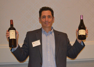 Steve Intoni, Key Account Manager, Bronco Wine Company.