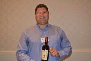 Zach Schulze, Co-Founder, FitVine Wine