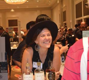 Jessyloo Rodrigues, Brand Ambassador, Caledonia Spirits.