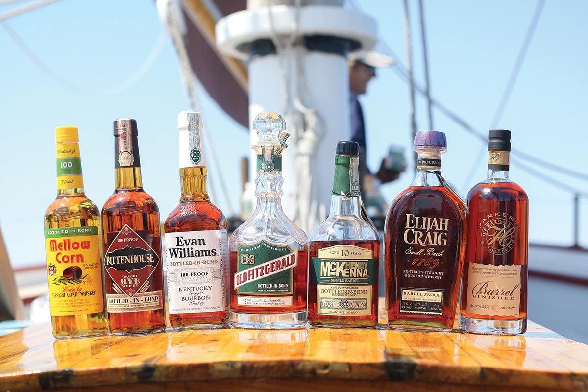 MS Walker Hosts Heaven Hill Whiskey Education Cruise