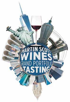 September 9, 2013: Martin Scott Wines Grand Portfolio Tasting Trade Event