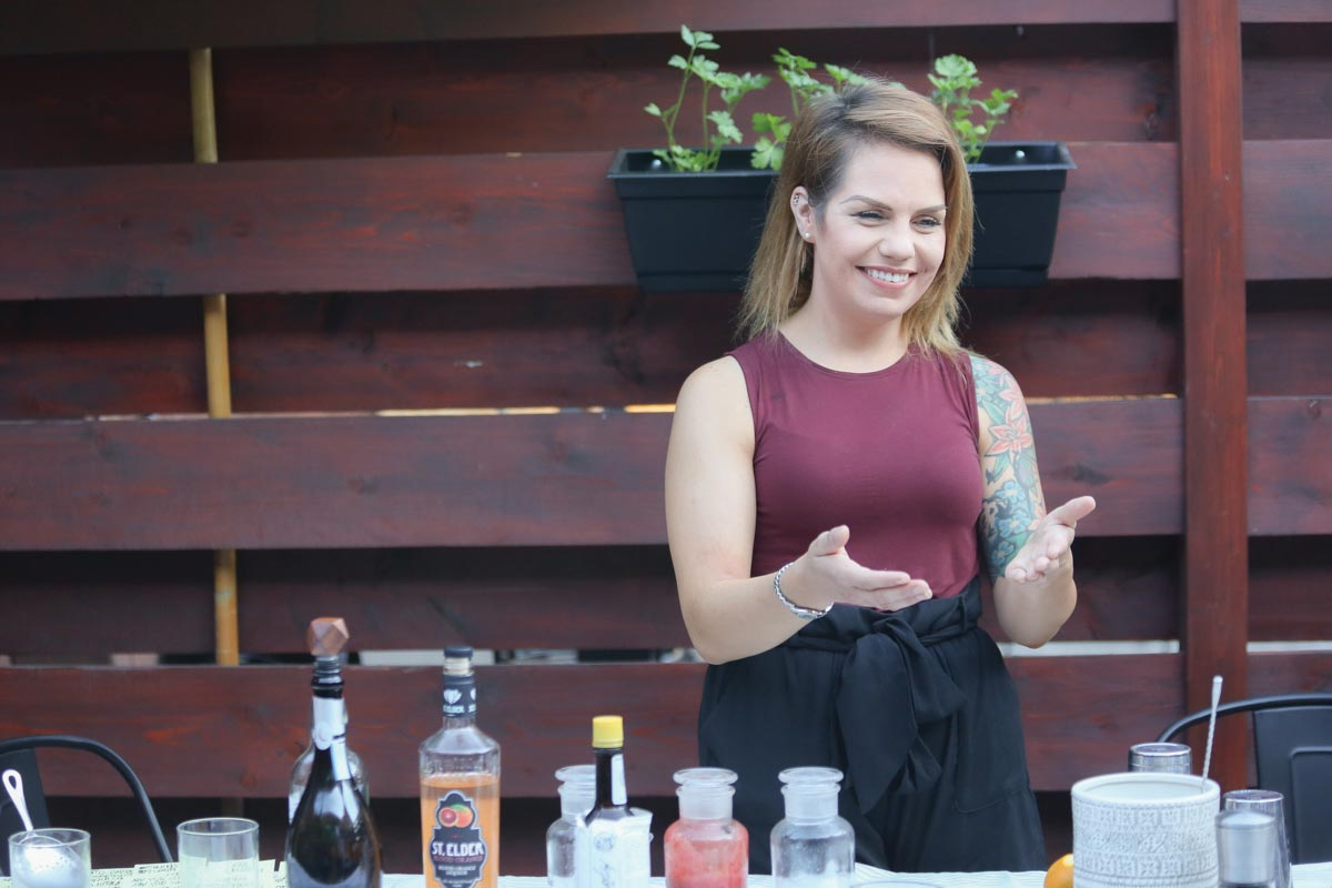 Bartending Talents Showcased on Webinar Fundraiser Series