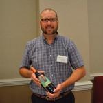 Tom Jung, Eastern Regional Sales Manager, Global Vineyard Importers.
