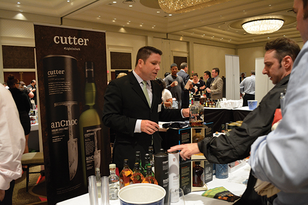 Brian Johnson, New England Division Manager, 375 Park Avenue Spirits.