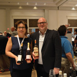 Jodi Stern, Brand Manager and Bill Morrow, Northeast Regional Sales Manager, Craft+Estate.