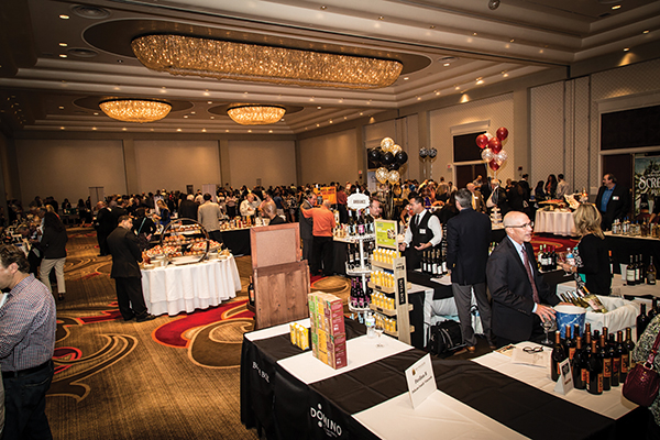 M.S. Walker Fall Tasting Features Products and Education