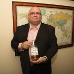 Frank Sacca, Vice President/National Sales Manager, Wyoming Whiskey.