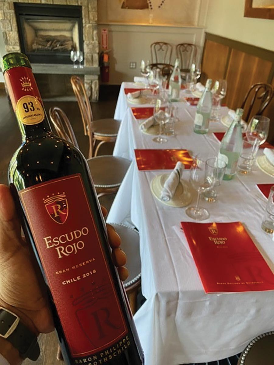 Monsieur Touton Selection Relaunches Escudo Rojo